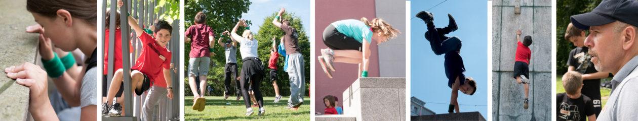 Bewegung in Balance
